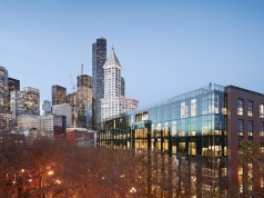 Urban Visions, 200 Occidental, Weyerhaeuser, Pioneer Square, JLL, Seattle, Mithun