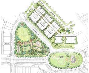Rudd Development, Ten Trails, The Towns Collection