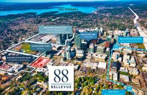 Bellevue, 88 Bellevue, CBRE