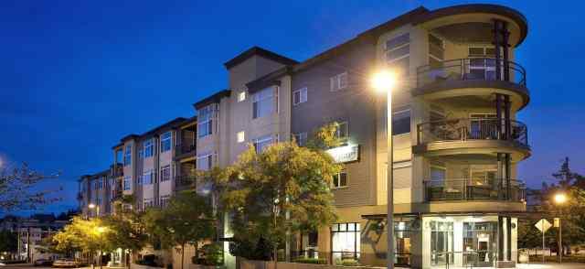 Seattle Borgata Apartments 37 103rd Ave NE Bellevue Urban Housing Ventures UDR Eastside living renting