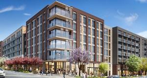 12th & Yesler Seattle NorthMarq Trent Development Hatteras Sky Bridge Investment Group Yesler Terrace