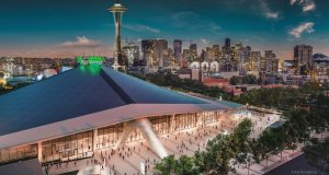 Amazon, Seattle, Climate Pledge Arena