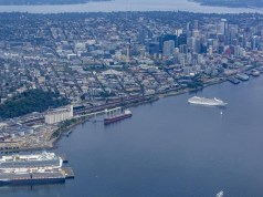 Port of Seattle, Terminal 46, COVID-19