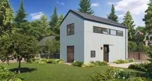 Hatchback Cottages, Seattle, Accessory Dwelling Unit