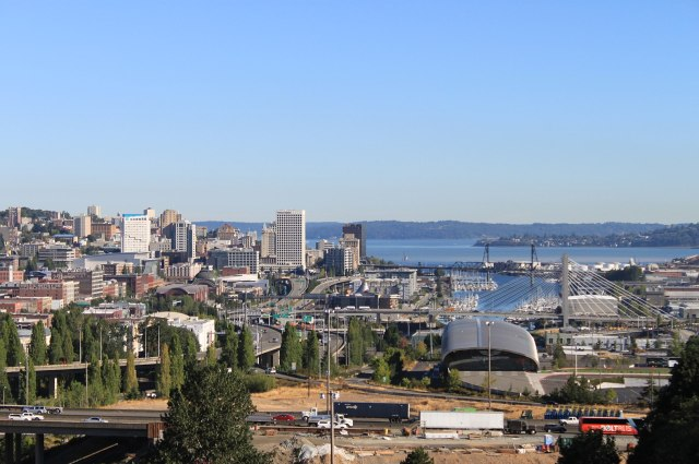 Tacoma, Puget Sound, Amazon, Bellevue, Redmond, Seattle