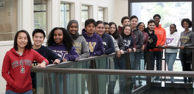 Skanska, Rainier Scholars, Seattle