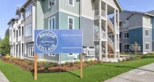 CBRE, Briggs Village, Olympia, Joint Base Lewis-McChord, Bridge Apartments LLC