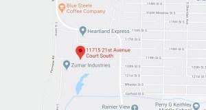 Panattoni Development, Tacoma, Ilahie Tacoma LLC, Tacoma Gateway