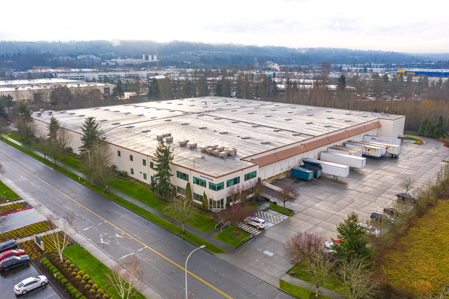 Everwest, Renton, Alliance Packaging, NAI Puget Sound Properties