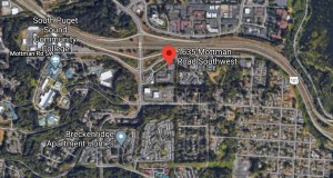 Tumwater, Jack in the Box, Pacific Centers, CBRE, Henrikson Family Trust