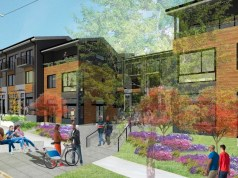 Intracorp, Seattle, Taylor Morrison, Lighthouse Townhomes, Johnston Architects