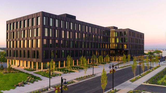 Catalyst, Spokane, Avista, McKinstry, Katerra, Eastern Washington University