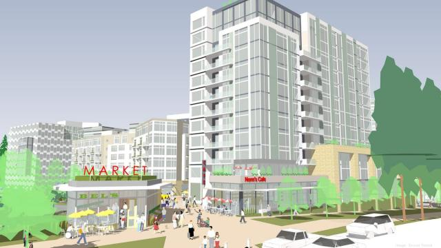 BRIDGE Housing, Bellevue, Touchstone, Essex Property Trust, Sound Transit, King County, BelRed Corridor, A Regional Coalition for Housing, Urban Renaissance Group