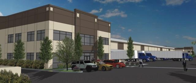 LBA Realty, Seattle, Lakewood, Davis Property & Investment, Starlite Distribution Center
