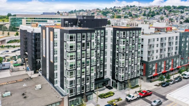 Safehold, Wilshire Capital Partners, Tellus on Dexter Apartments, Seattle