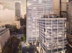 Hana Financial, Skanska, 2+U, Qualtrics Tower, Seattle, Qualtrics, Indeed, Spaces, F5,