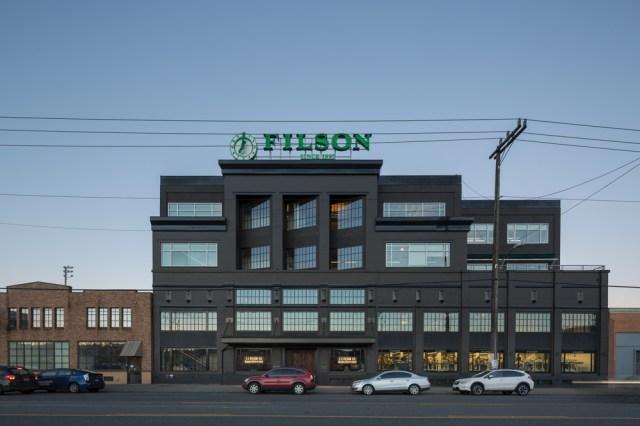 Filson, Seattle