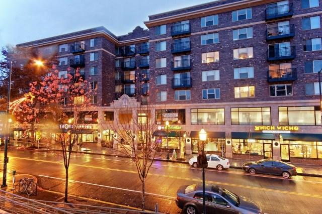 University Communities, Lothlorien Apartments, University of Washington, Seattle, Wilsonian Apartments