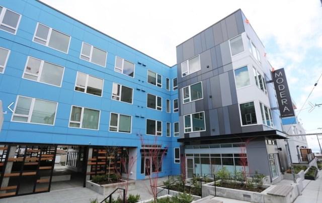 Mill Creek Residential, Institutional Property Advisors, Bell Partners, Seattle, Modera Jackson, University of Washington, Amazon, Google, Microsoft