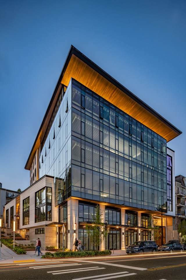 Weber Thompson, South Lake Union, Fremont, Watershed, Terry Thomas, Turner Construction, Schuchart, Shugart