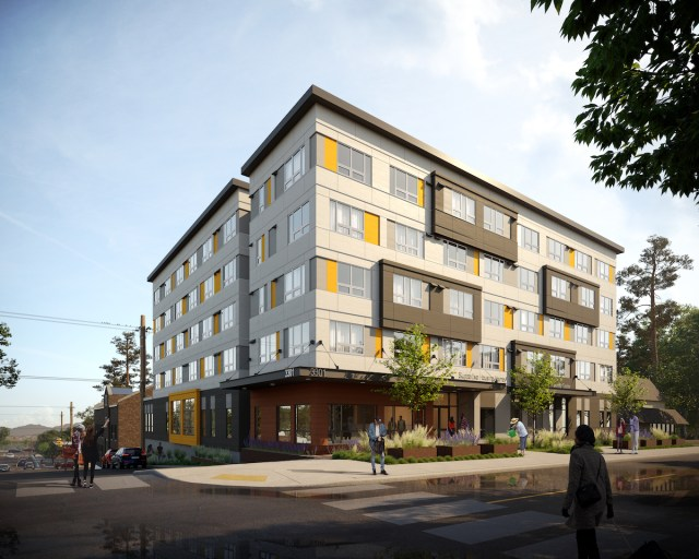 Broadway Campus Redevelopment Project Everett Compass Health