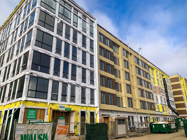 Seattle, Gantry, Phoenix Property Group, University District