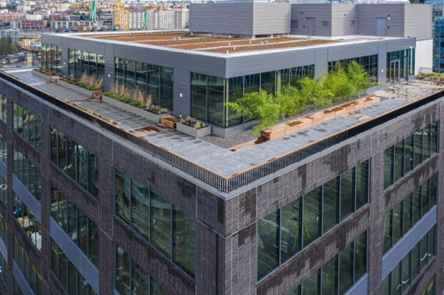 Trammell Crow, Seattle, CBRE, Washington Capital Management, Boren Lofts, LMN Architects