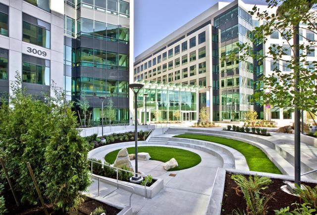 Talon Private Capital, Microsoft, Advanta Office Commons, Bellevue, Collins Woerman, Schnitzer West, JP Morgan, The Shidler Group