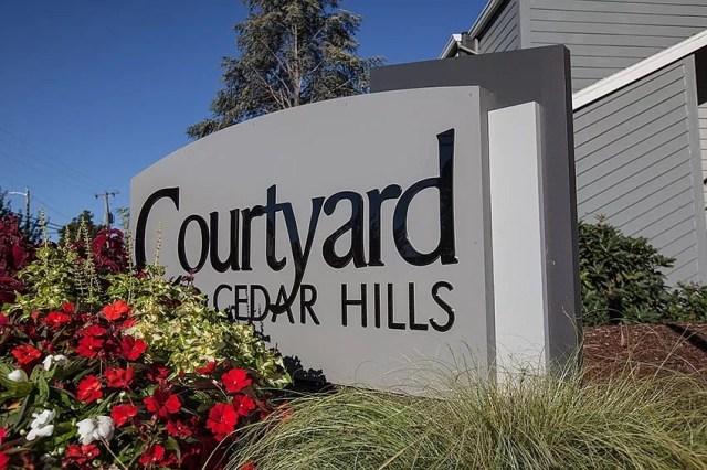 Portland, Beaverton, JLL, Courtyard at Cedar Hills, Virtu Investments, Hamilton Zanze, MAX Light Rail