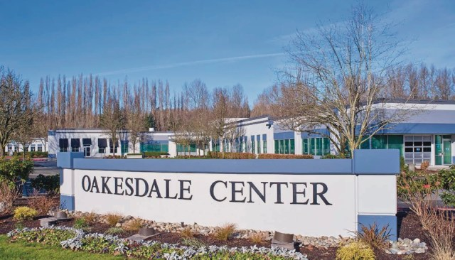 Oakesdale Center, CBRE, Renton, Bridge33 Capital, Fortress Development Group