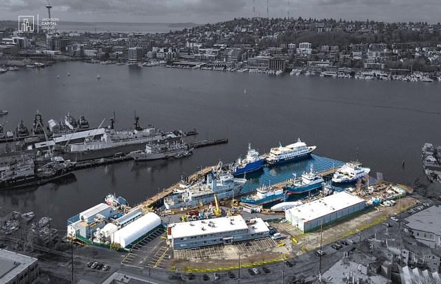 Seattle, U.S. Homeport, Lake Union, Puget Sound, Jackson Capital Group, 1801 Fairview Avenue East