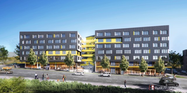 Judkins Park Seattle Hatteras Sky Trend Development Cresset Diversified Real Estate Capital WG Clark Construction Studio 19 Blanton Turner