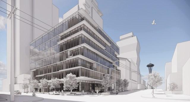 Shorenstein Properties, Weber Thompson, South Lake Union, Amazon, Greystar, 9North, West Design Review Board
