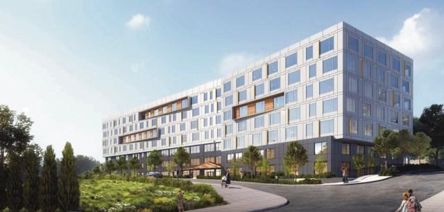 Greater Seattle Development LLC, 5722 Apartments, Seattle, Studio 19 Architects, Othello