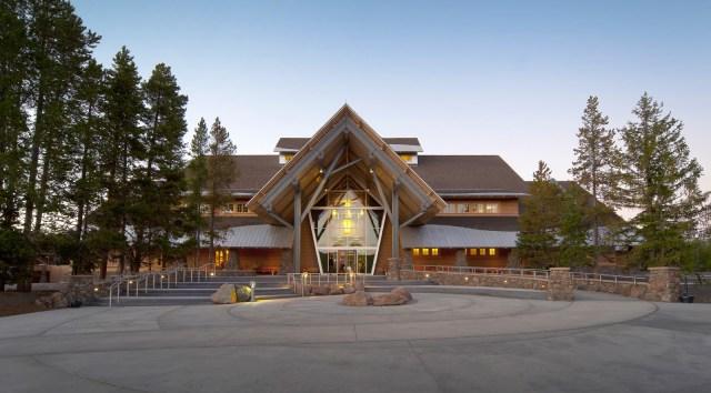 Cushing Terrell, Seattle, San Francisco, Los Angeles, Yellowstone, GAOA, Old Faithful Visitor Education Center, Pahranagat National Wildlife Refuge Visitor Center, USFWS, Kenai National Wildlife Refuge Visitor