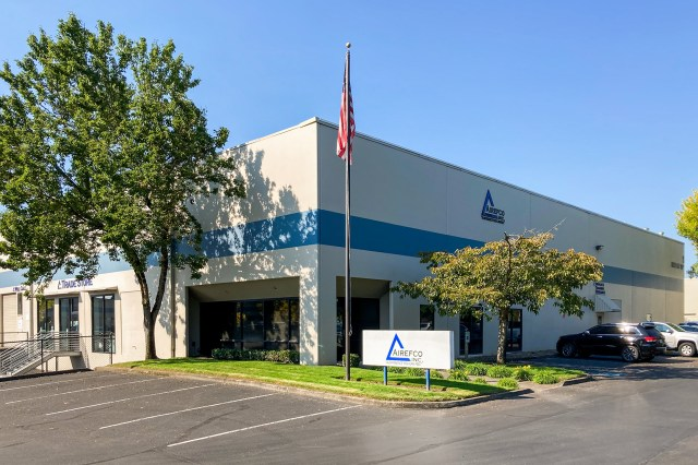Harsch Investment Properties, Vancouver, Vancouver Commerce Park, Capacity Commercial