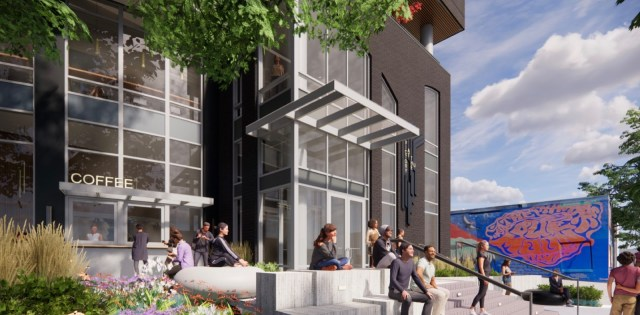 700 NE 45th Street, Victory at the U, Champion Real Estate, Weber Thompson, University District, Seattle, University of Washington, Seattle Go Center