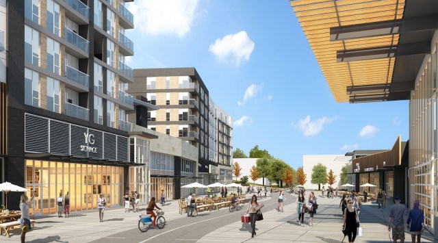 Galena Equity Partners, NAAM, Tacoma, Jefferson Yards Apartments, Tacoma Town Center