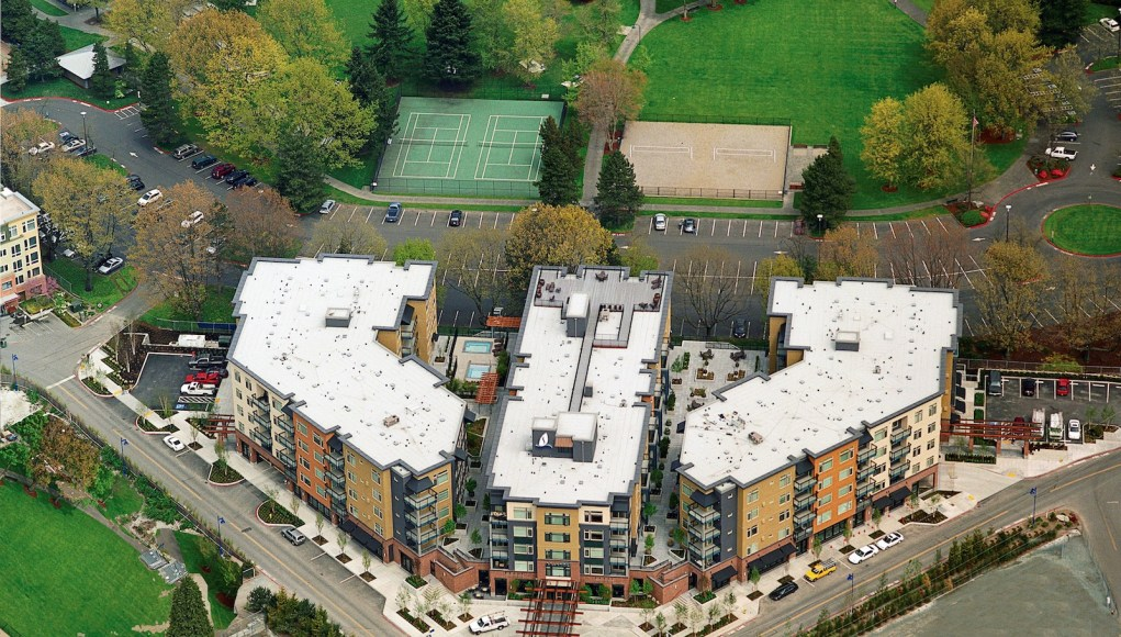 Bristol at Southport Lake Washington Renton SECO Development Kent Valley Eastside Seattle Puget Sound apartment investment