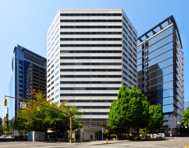 Ball Janik, One Main Place, Portland, Waterfront Park, Mark O. Hatfield Federal Courthouse