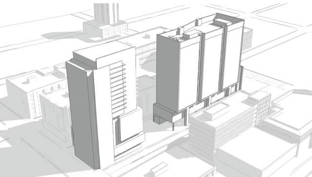 SKB Architects, OneLin Capital Corporation, Seattle, MZA, GCH, OneX, University District