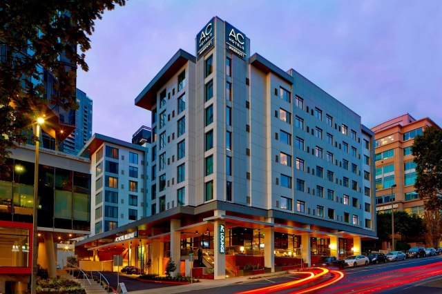 AC Hotel by Marriott, Bellevue, Aju Hotels and Resorts, MCR Hotels, Hotel 1000, Loews Hotels and Resorts Dynamic City Capital
