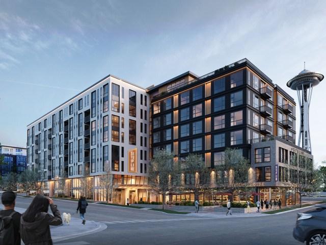 Siteline, Seattle, AIG, Grousemont Associates