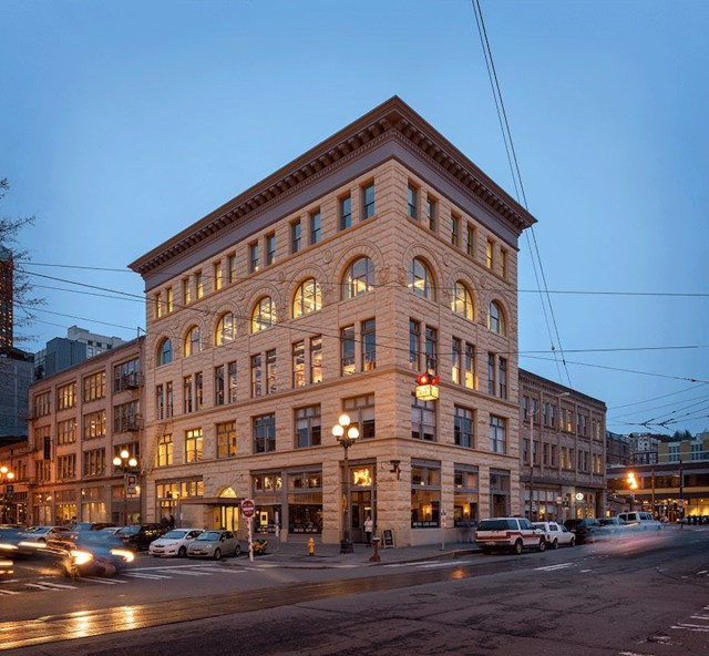 Rubicon Point Partners, San Francisco, Seattle, King County, Alexandria Real Estate, Pioneer Square, Canyon Partners