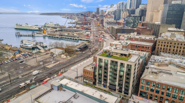 Colliers, Seattle, Unico Investments