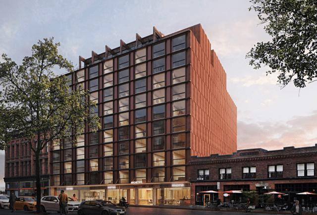 Belltown, Seattle, Burrard Properties, Hewitt, Hull Building, Glaser Building