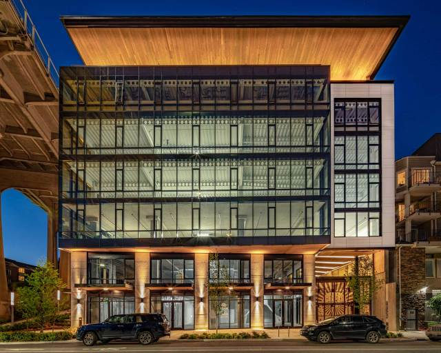 Spear Street Capital, GLL Real Estate, Hess Callahan Partners, Mark Grey, Watershed, Weber Thompson, Seattle
