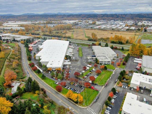 Teutsch Partners, Auburn, West Valley 29, Fortress Investment Group, Seattle, UPS Freight Forwarding, Pacific Power Group, Ceva, Kidder Mathews