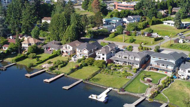 Westlake Associates, Lynnwood, Larch WayTownhomes LLC, Jones Development, PH Development