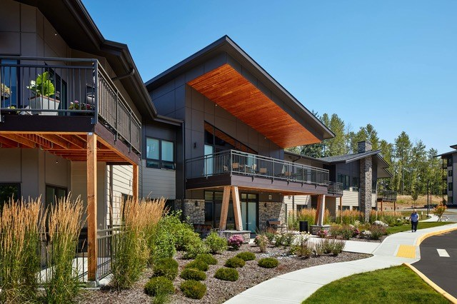 Wesley Homes, Ryan Companies, Presbyterian Homes & Services, Bonney Lake, Wesley at Tehaleh, Senior Housing